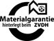 ZVDH Materialgarantie