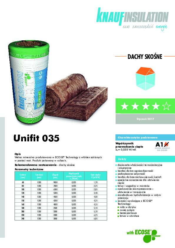 Unifit 035